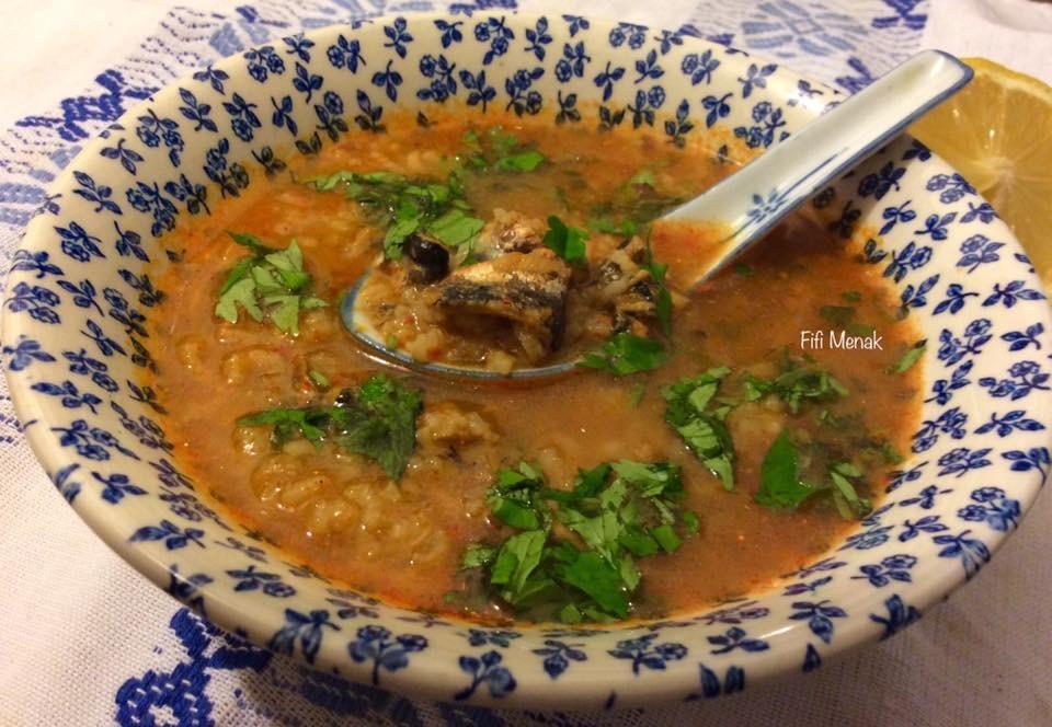 Ma soupe de sardines