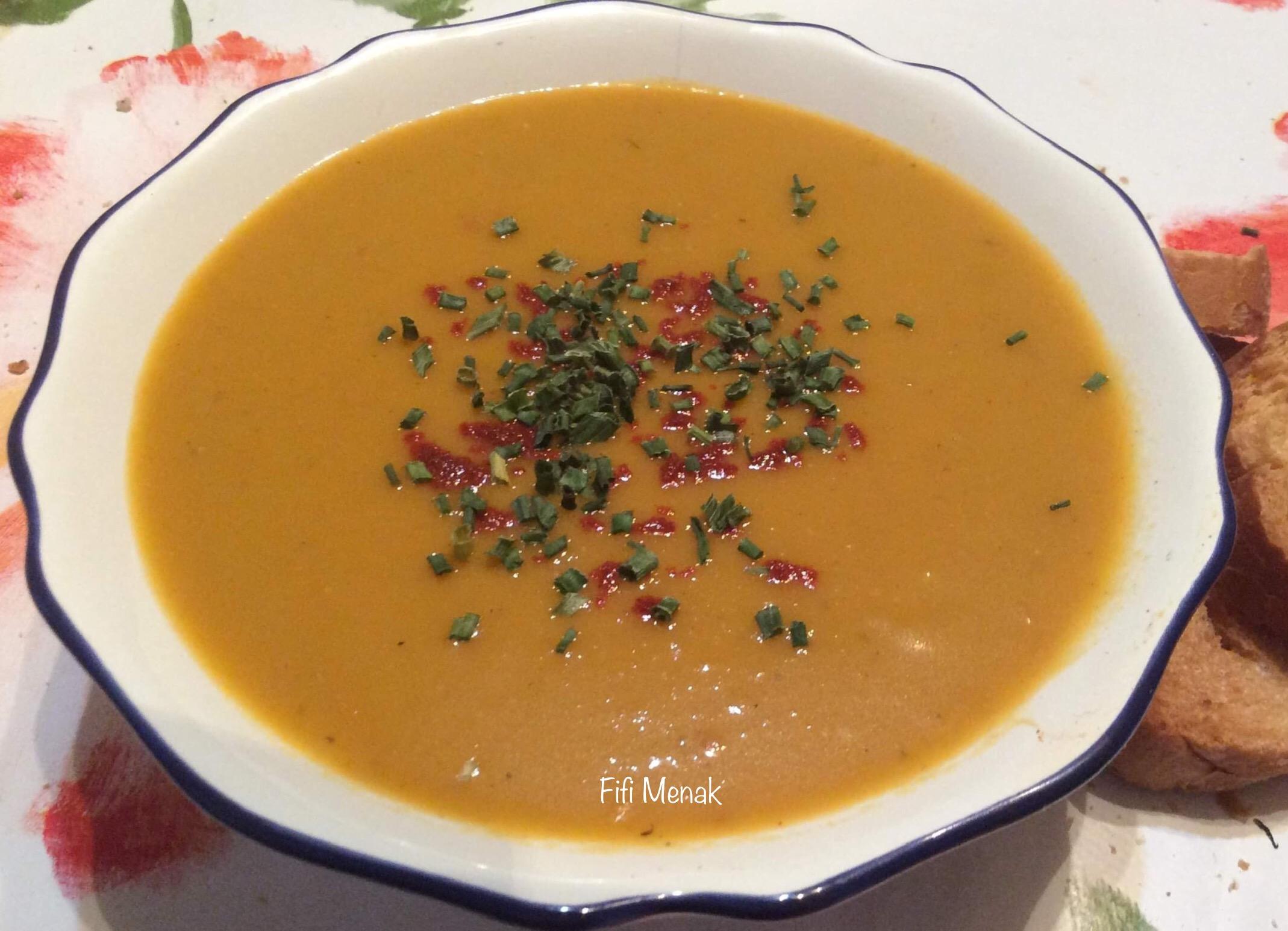 Ma soupe poisson (récupération)