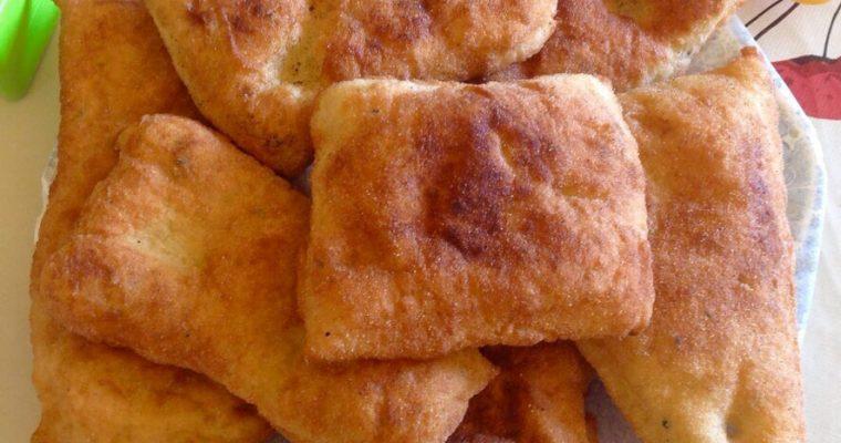 Galette kabyle frite (Thamtount nezith)