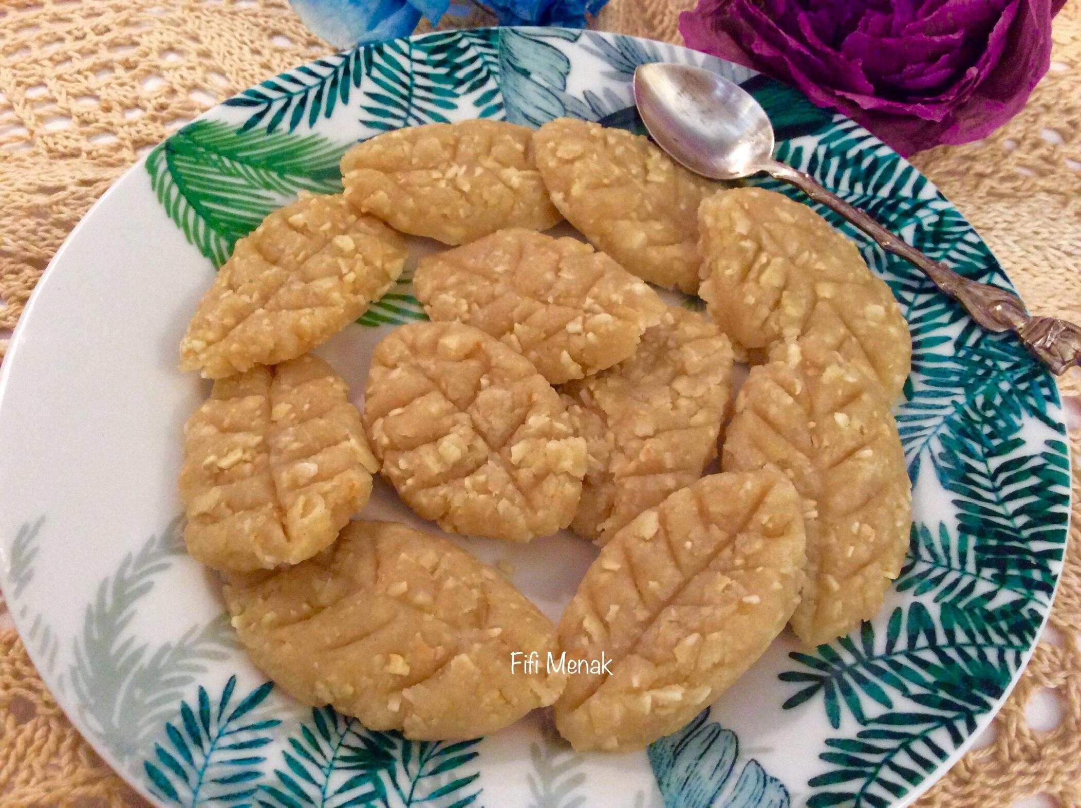 Gâteau algérois à la cuillère-Halwet lemgharef